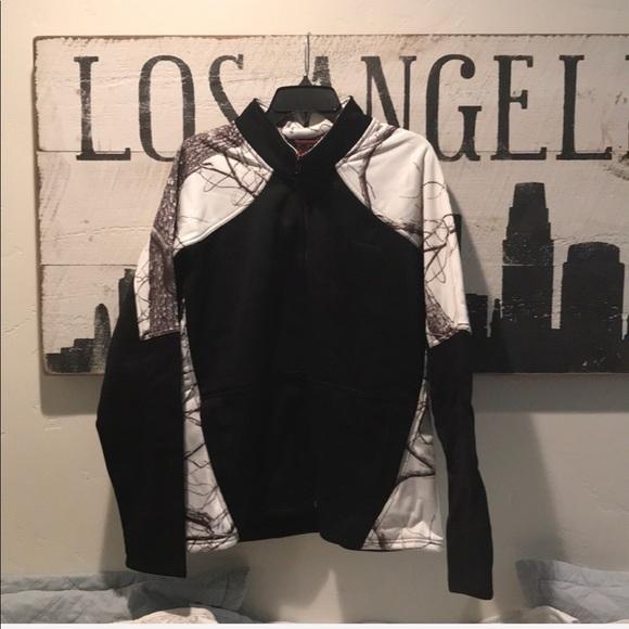 Huntsman Other - Huntworth Camo Zip Up Jacket sz XL 100% Polyester